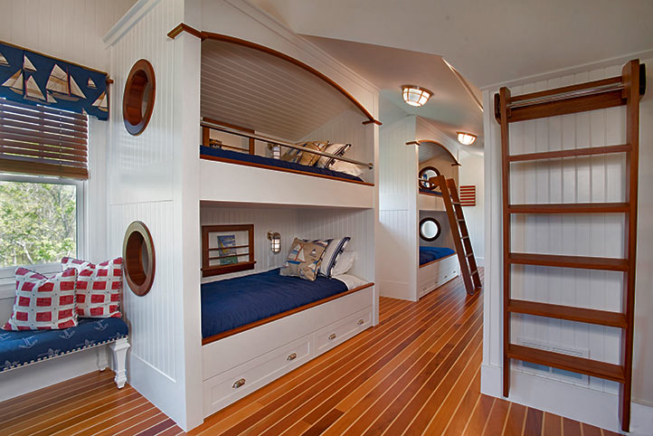 Toby Leary Fine Woodworking Custom Built In Furniture