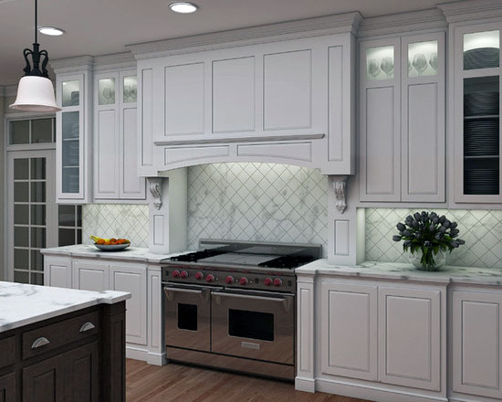 Toby Leary Fine Woodworking Custom Countertops For Cape